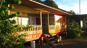 Cabaña Ecomanglar